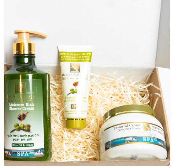 Подарочная коробка Большая Health & Beauty