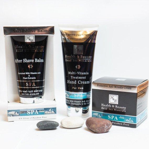 BOX №14: Мужской набор Big Health & Beauty 150 мл + 50 мл + 200 мл