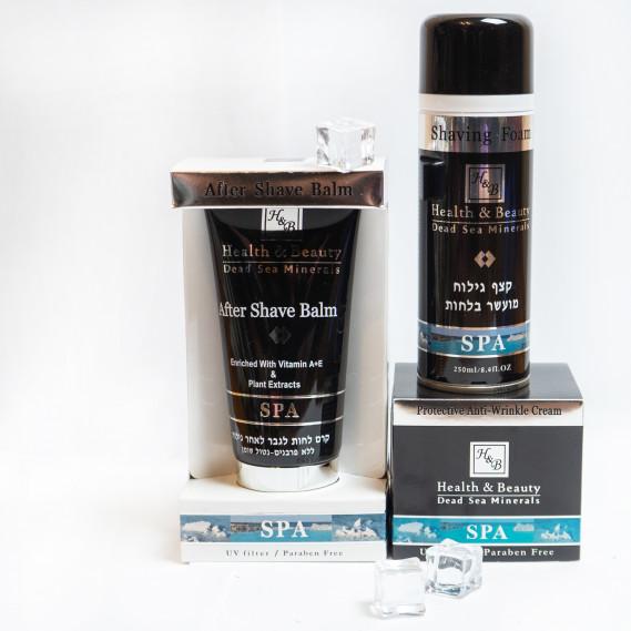 BOX №15: Мужской набор Big Health & Beauty 250 мл + 50 мл + 150 мл