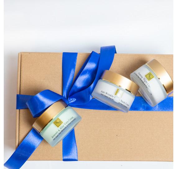BOX №22: ТОП для чувствительной кожи Health & Beauty 50 мл + 50 мл + 50 мл