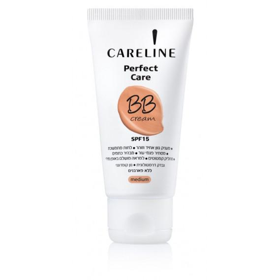 BB-крем для лица SPF 15 Medium Careline 50 мл