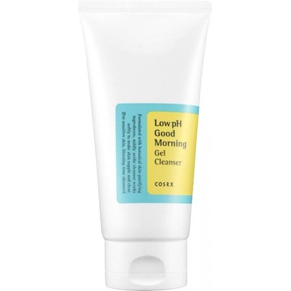 Мягкий гель для умывания COSRX Low pH Good Morning Gel Cleanser 150 мл