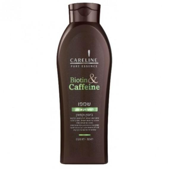 Шампунь для объема волос с Биотином и Кофеином Careline 600