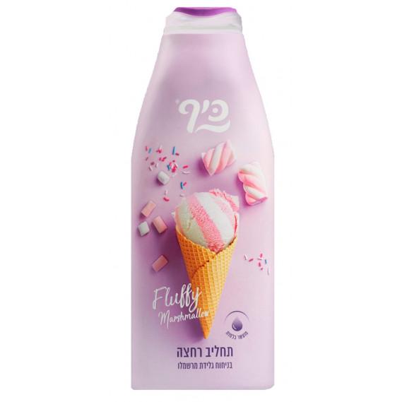 Увлажняющий гель для душа Мороженое с зефиром Keff 700 мл