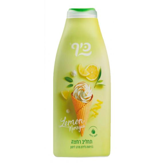 Увлажняющий гель для душа Мороженое - Лимонное безе  700 мл