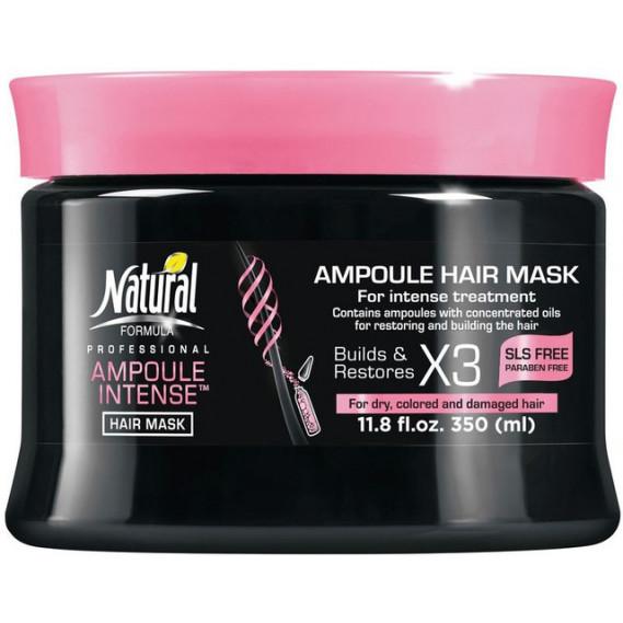 Маска для волос Ampoule Intense Natural Formula 350 мл