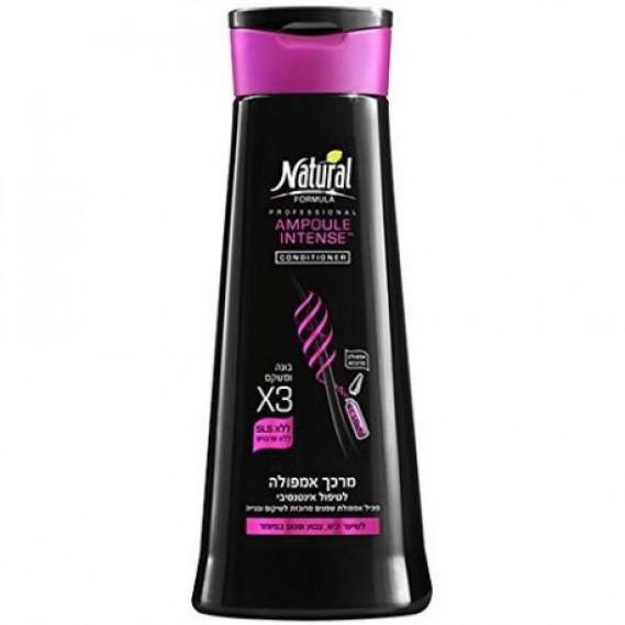 Интенсивный шампунь для волос Ampoule Intense Natural Formula 400 мл