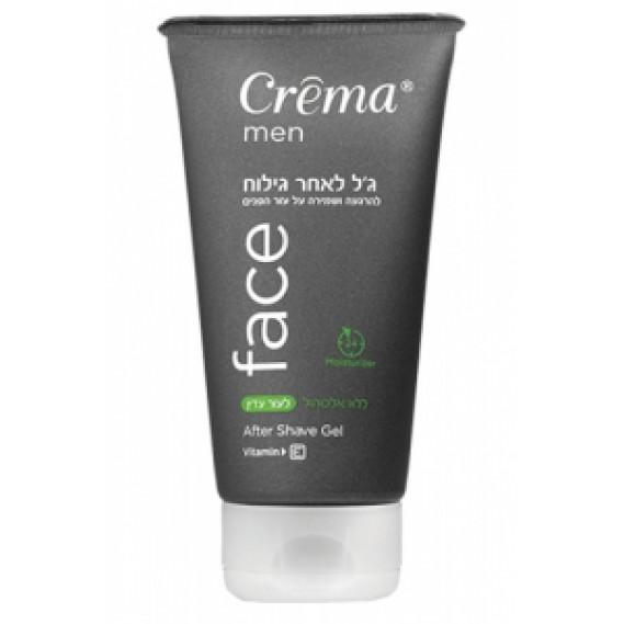Гель-лосьон после бритья для чувствительной кожи Crema Men 150 мл