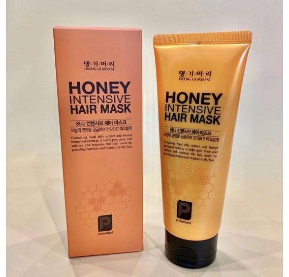 """Маска """"Медовая терапия"""" для восстановления волос Daeng Gi Meo Ri Honey Intensive Hair Mask 150 мл"""