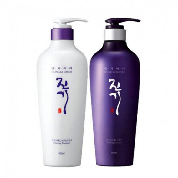 Набор Восстанавливающий Шампунь и Кондиционер от выпадения волос Daeng Gi Meo Ri Vitalizing 300 мл + 300 мл