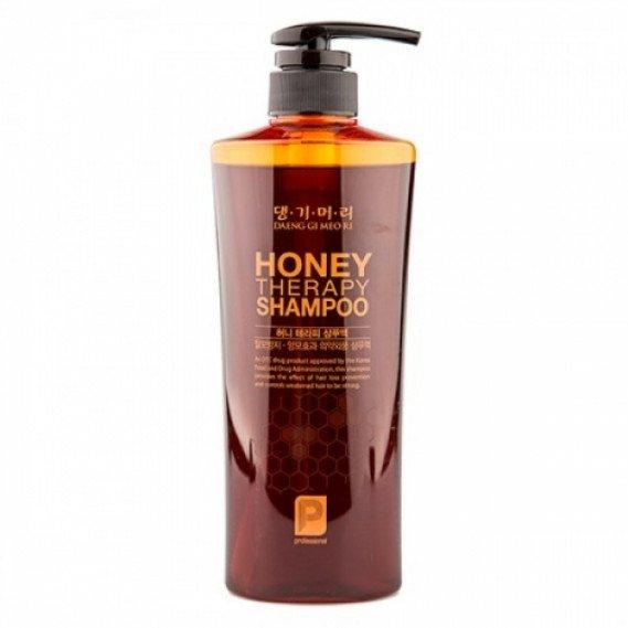"""Шампунь """"Медовая терапия"""" для восстановления волос Daeng Gi Meo Ri Honey Therapy Shampoo 500 мл"""
