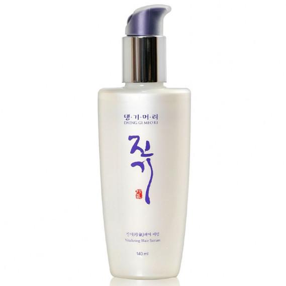 Восстанавливающая сыворотка для волос с протеинами шелка Daeng Gi Meo Ri Herbal Hair Therapy Serum 140 мл