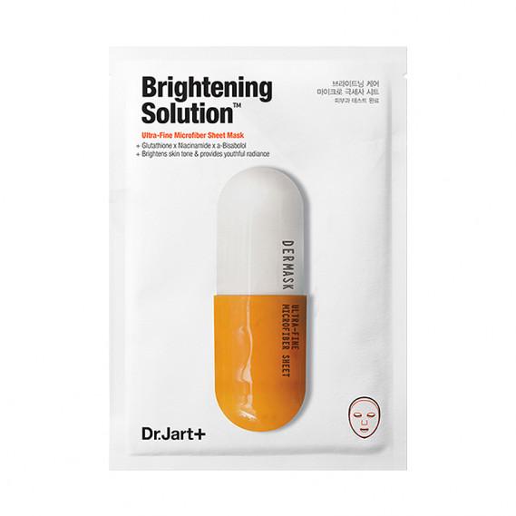 Осветляющая маска с глутатионом Dr.Jart+ Brightening Solution Dr. Jart+ 30 мл