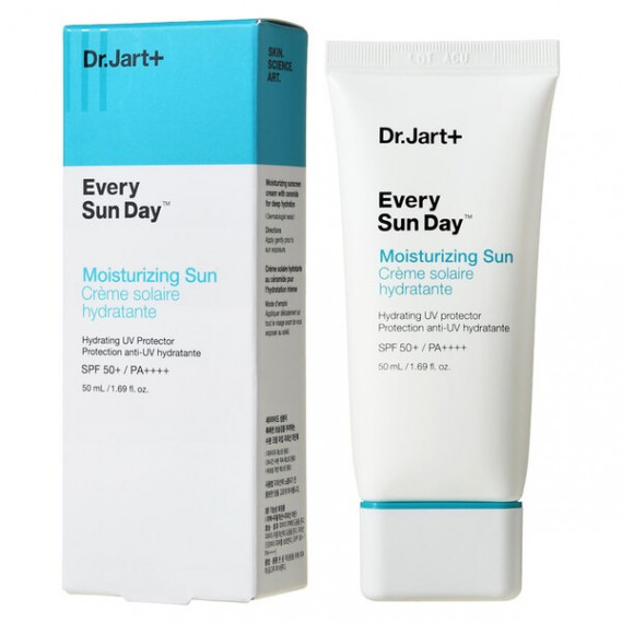 Увлажняющий солнцезащитный крем Dr.Jart+ Every Sun Day Moisturizing Sun SPF50+ PA++++ Dr. Jart+ 50 мл