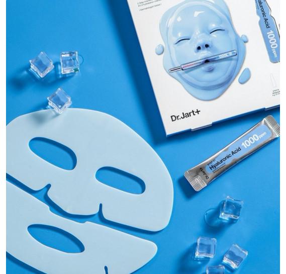 Моделирующая маска для глубокого увлажнения Dr.Jart+ Cryo Rubber with Moisturizing Hyaluronic Acid Dr. Jart+ 48 мл