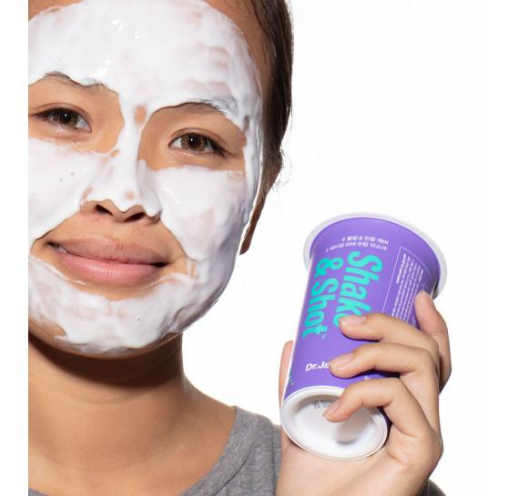 Альгинатная маска успокаивающая Dr. Jart+ Dermask Shaking Rubber Soothing Shot 48 мл