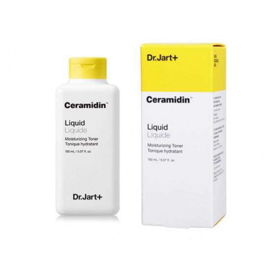 Питательный тонер на основе керамидов Dr.Jart+ Ceramidin Liquid Moisturizing Toner Dr. Jart+ 150 мл
