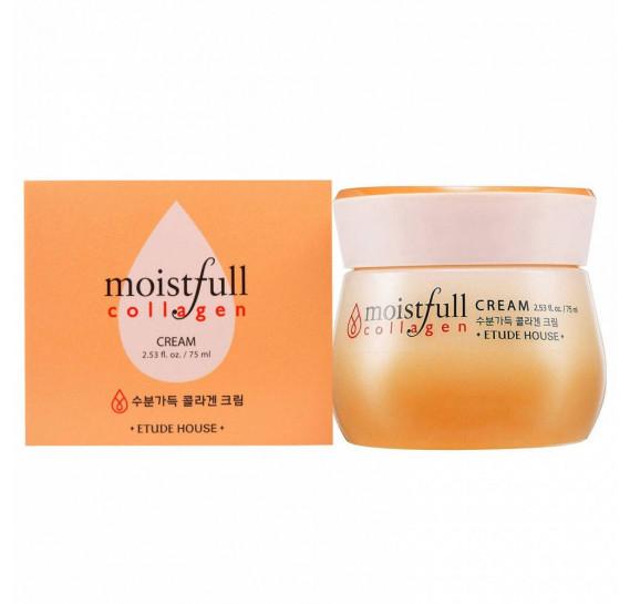 Омолаживающий крем с коллагеном Etude House Moistfull Collagen Cream MINI ETUDE HOUSE 10 мл