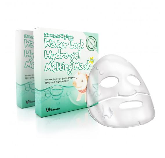 Суперувлажняющая гидрогелевая маска Elizavecca Milky Piggy Water Lock Hydrogel Melting Mask 30 мл