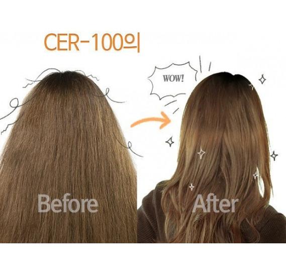 Эссенция для волос с коллагеном Elizavecca CER-100 Collagen Coating Protein Ion Injection 50 мл