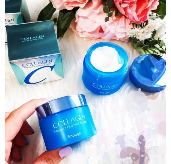 Увлажняющий крем для лица с коллагеном Enough Collagen Moisture Essential Cream 50 мл