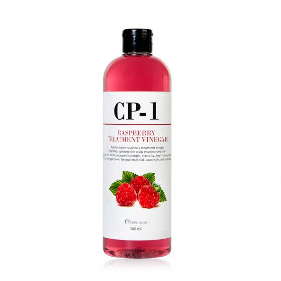 Малиновый ополаскиватель для волос на основе уксуса Esthetic House CP-1 Raspberry Treatment Vinegar 500 мл