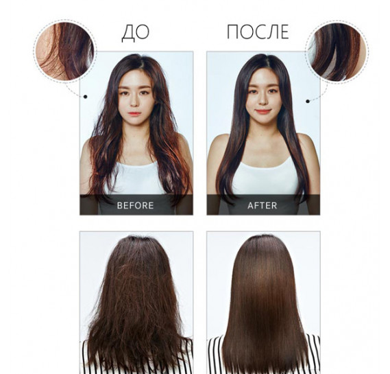 Протеиновая маска для лечения повреждённых волос Esthetic House CP-1 Premium Hair Treatment 250 мл