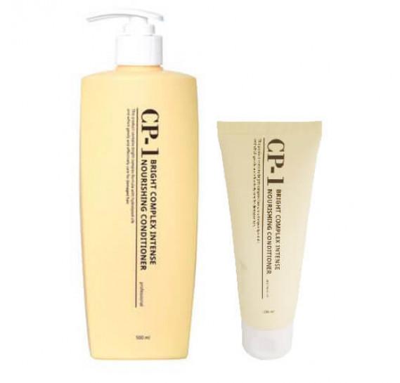 Интенсивно питающий кондиционер для волос Esthetic House CP-1 Bright Complex Intense Nourishing Conditioner - 500 мл