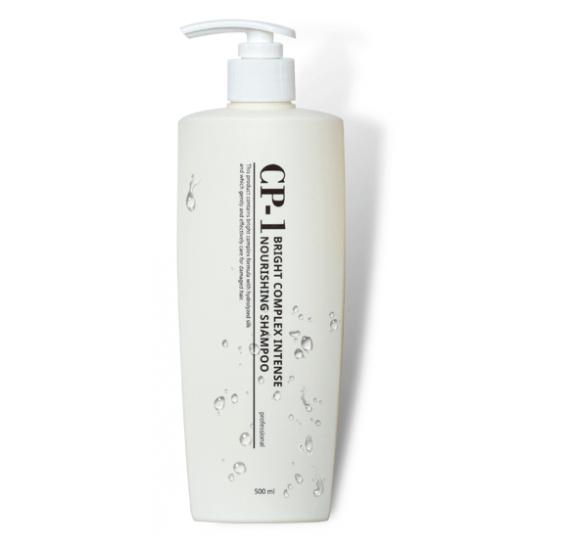 Интенсивно питающий шампунь для волос Esthetic House CP-1 Bright Complex Intense Nourishing Shampoo 500 мл
