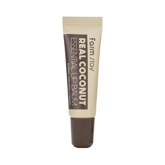 Бальзам для губ с кокосом FarmStay REAL COCONUT ESSENTIAL LIP BALM FARMSTAY 10 мл