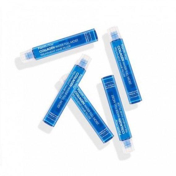 Филлер для волос с коллагеном FarmStay Collagen Water Full Moist Treatment Hair Filler FARMSTAY 13 мл