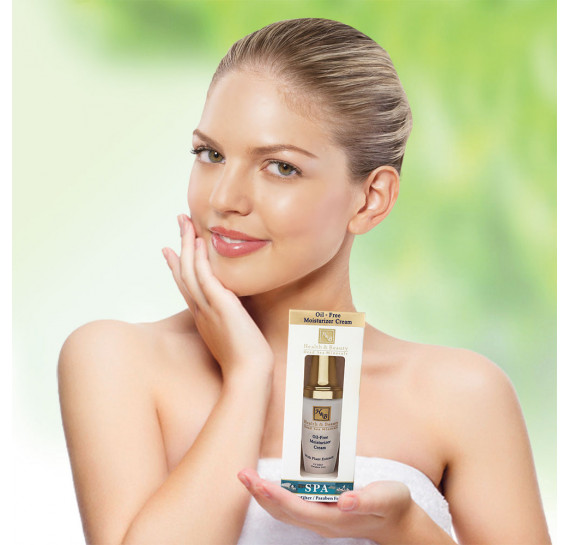 Не жирный увлажняющий крем Health & Beauty 50 мл
