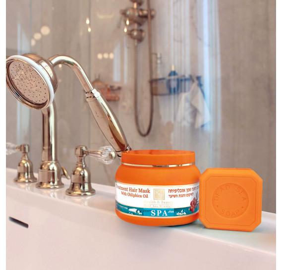 Маска для волос с добавлением масла облепихи Health & Beauty 250 мл