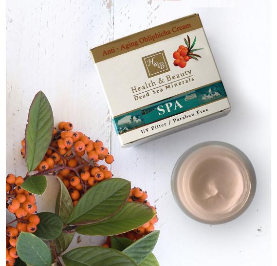 Облепиховый крем для предотвращения старения SPF-20 Health & Beauty 50 мл