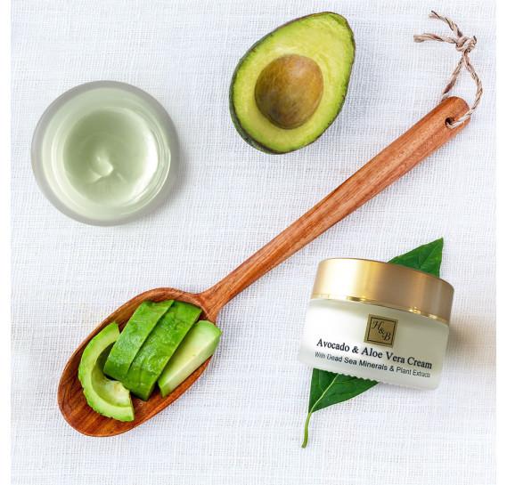 Интенсивный крем с авокадо и алоэ Health & Beauty 50 мл