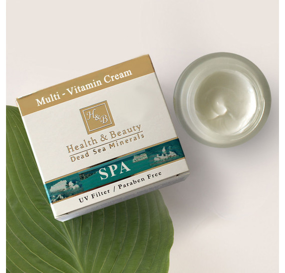 Мультивитаминный крем с SPF-20 Health & Beauty 50 мл