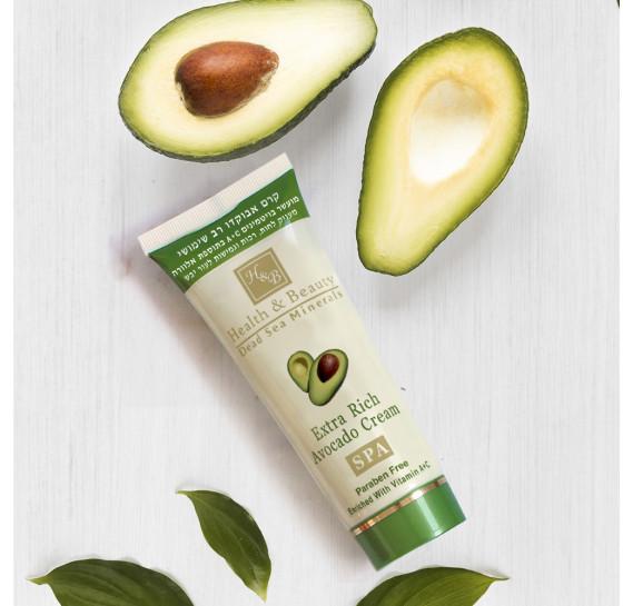 Многофункциональный крем с авокадо (100 мл) Health & Beauty 180 мл