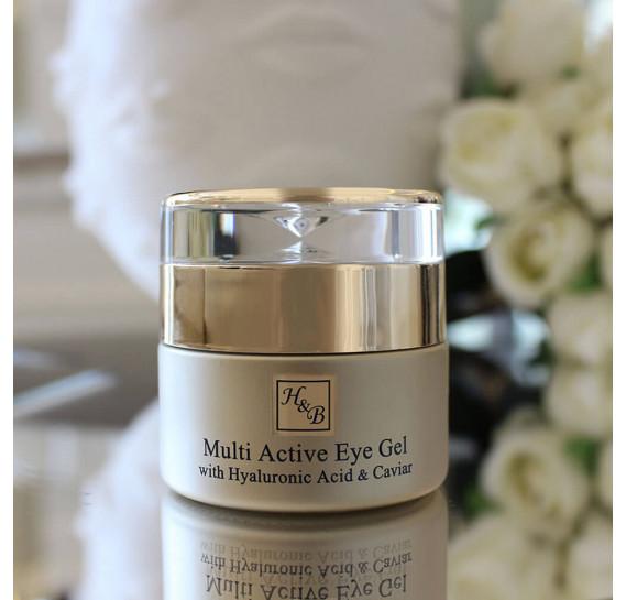 Активный гель для кожи вокруг глаз Health & Beauty 50 мл