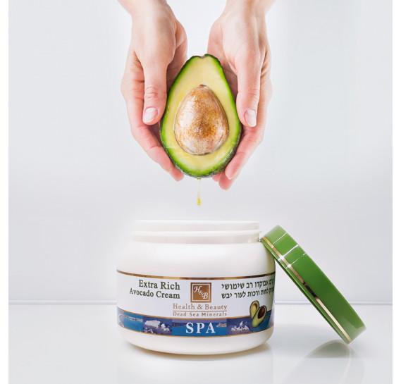 Многофункциональный крем с авокадо (250 мл) Health & Beauty