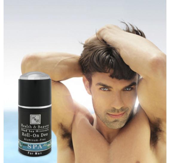 Дезодорант шариковый для мужчин Health & Beauty 80 мл