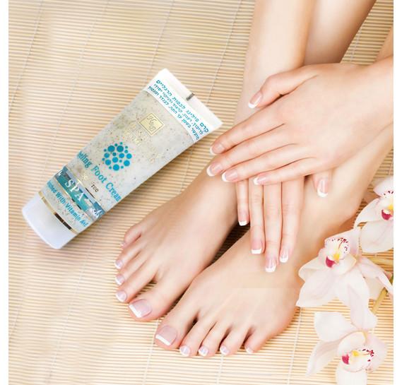 Крем-пилинг для ног Health & Beauty 180 мл