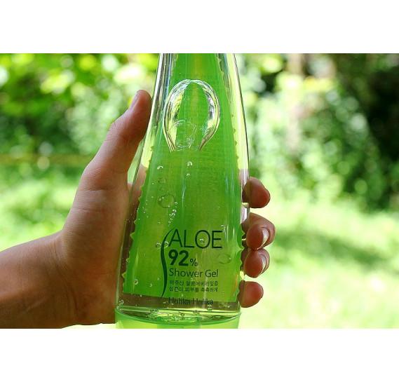 Гель для душа с соком Алоэ Вера Holika Holika Aloe 92% Shower Gel HOLIKA HOLIKA 250 мл