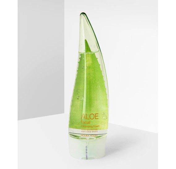 Очищающая пенка для умывания Holika Holika Aloe Facial Cleansing Foam HOLIKA HOLIKA 150 мл