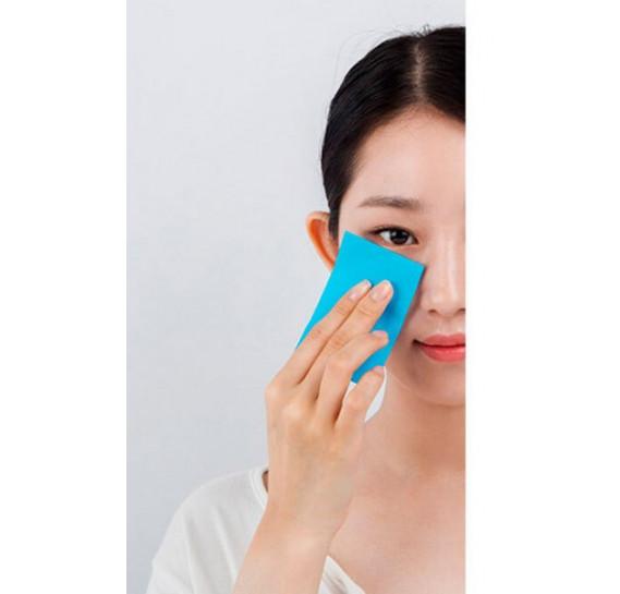 Матирующие салфетки для лица Innisfree Beauty Tool Clear Oil Control Film INNISFREE 50 шт