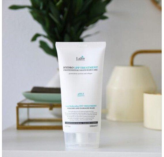 Протеиновая восстанавливающая маска для волос La'dor Eco Hydro LPP Treatment 150 мл