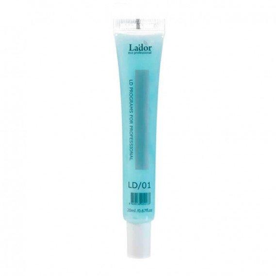 Профессиональная маска для восстановления повреждённых волос La'dor LD programs 01 20 мл