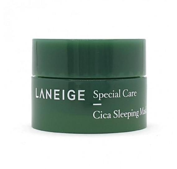 Ночная успокаивающая и восстанавливающая маска Laneige Cica Sleeping Mask 10 мл