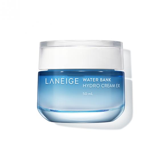 Увлажняющий крем для сияния кожи Laneige Water Bank Hydro Cream EX 50 мл