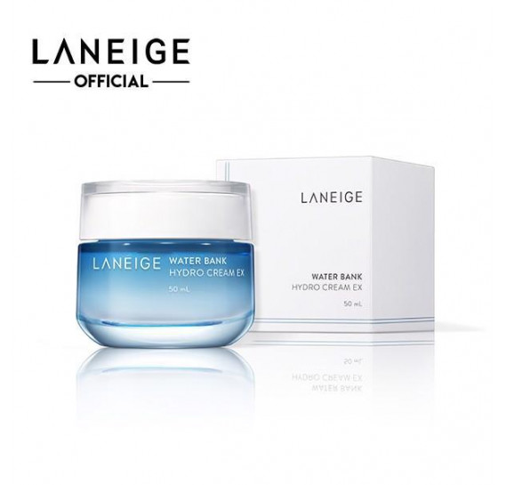 Увлажняющий крем для сияния кожи Laneige Water Bank Hydro Cream EX - 10 мл
