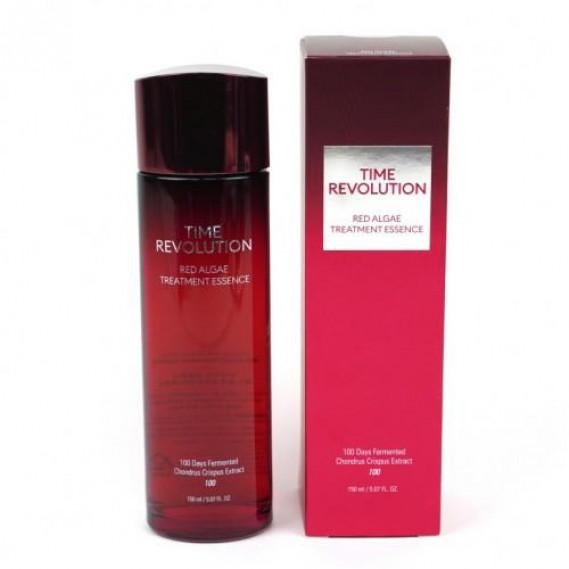 Интенсивная лифтинговая эссенция для лица Missha Time Revolution Red Algae Treatment Essence 100 мл MISSHA